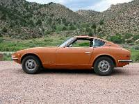 1970 Datsun 240Z For Sale in Brooklyn New York