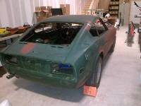 1970 Datsun 240Z Project Car in Gainesville