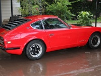1970 Datsun 240Z 4sp 6cyl 3carb