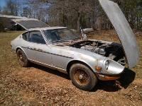 1971 Datsun 240Z For Sale in North Carolina