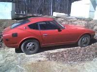 1972 Datsun 240Z For Sale in Alabama