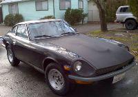 1972 240Z For Sale in Napa County