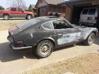 1972 Datsun 240Z For Sale in Oklahoma City