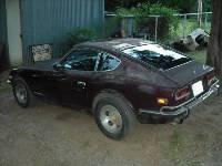 1972 Datsun 240Z For Sale in Sand Springs OK