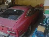 1972 Datsun 240Z Project Car