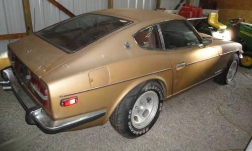 1973 Fair Condition Datsun 240Z For Sale in Carmel Valley ...