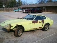 1973 Datsun 240Z For Sale in Alabama
