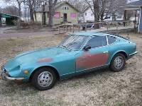 1973 Datsun 240Z For Sale in Kansas