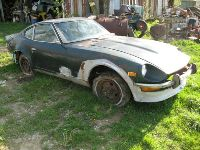 1973 Datsun 240Z For Sale in Indiana