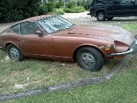 1973 Datsun 240Z For Sale in West Austin