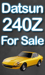 Datsun 240Z For Sale Logo