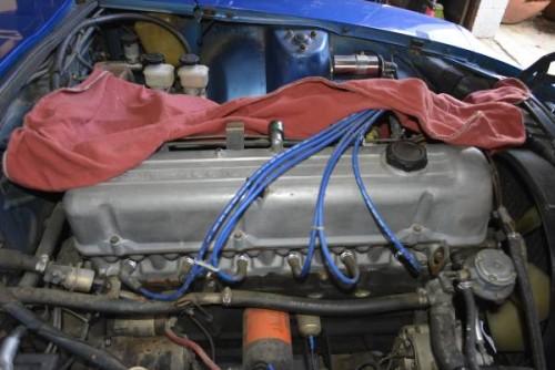 1970 Chatsworth CA engine