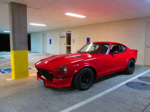 1971 datsun 240z for sale in salem oregon 7999. Black Bedroom Furniture Sets. Home Design Ideas