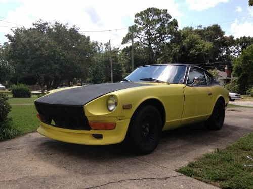 Datsun 240z For Sale Craigslist Florida >> 1971 Datsun 240Z Original Engine For Sale in Wilmington, NC- $6800