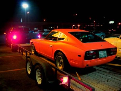 1972 Datsun 240Z For Sale in Mission Texas -$5K
