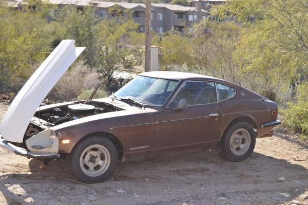 1973 Datsun 240Z For Sale in Tucson Arizona $5K