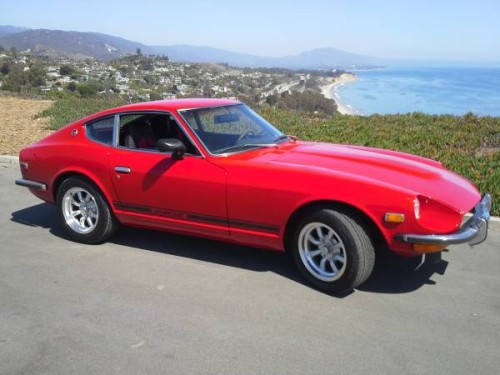 1973 Carpinteria CA