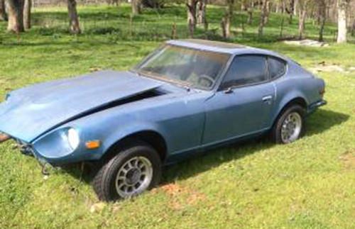 1970 Lincoln CA