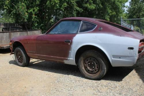 1972 Datsun 240Z For Sale in Redding CA - $1800