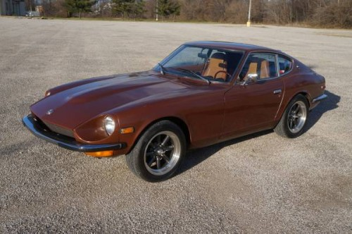 1973 Datsun 240Z For Sale in Evansville Indian - $9995
