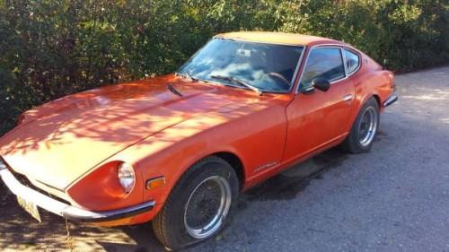 1973 Datsun 240Z For Sale in San Diego CA - $9K