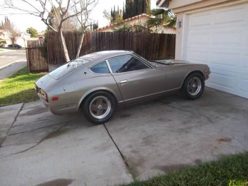 240z V8 For Sale Craigslist >> 1973 Datsun 240Z For Sale in South Sacramento CA - $3900
