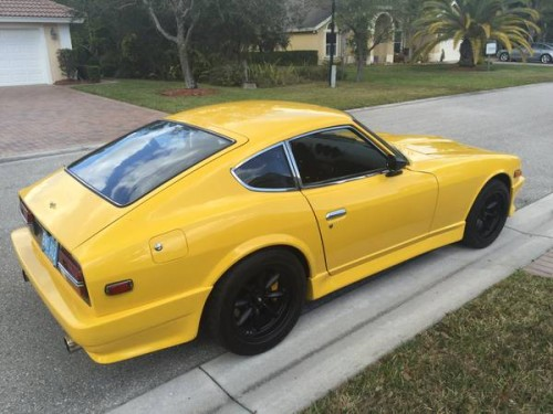 1970 datsun 240z for sale in stuart florida 15k