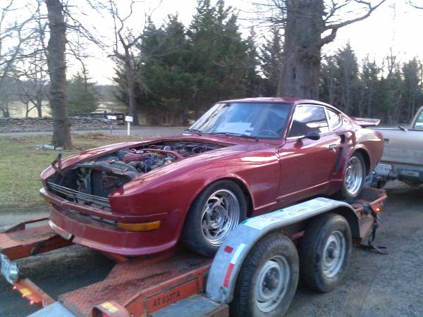 Datsun 240Z For Sale Virginia Craigslist Classified Ads