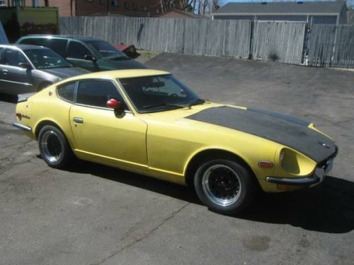 1971 Datsun 240Z For Sale Englewood CO - $5500