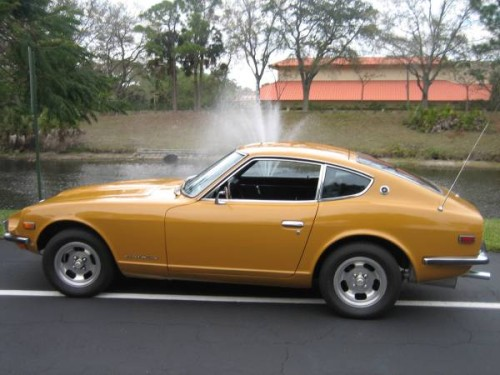 1971 Datsun 240Z For Sale in Greenacres FL - $8500