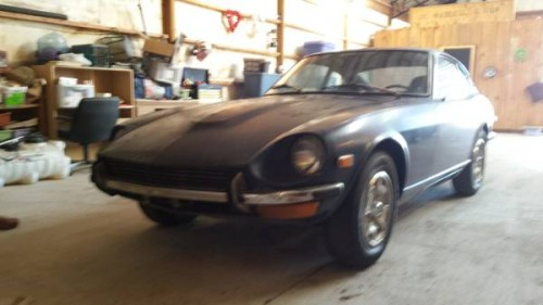 1972 Datsun 240z For Sale In Gadsden Al 2500