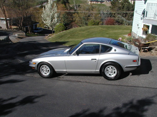 1972 Datsun 240Z For Sale in Wenatchee WA - $2K