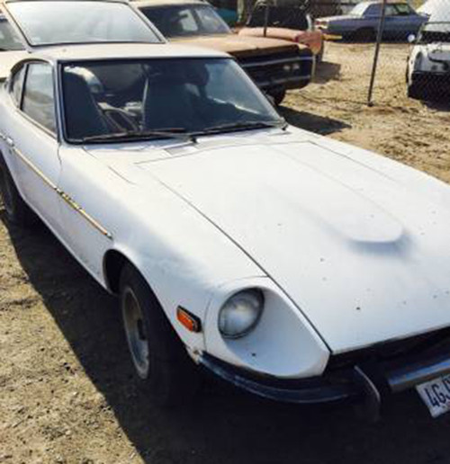 1973 Datsun 240z For Sale In Fresno Ca 2200