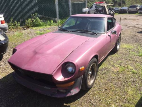 1973 Datsun 240z For Sale In Tigard Or 2600