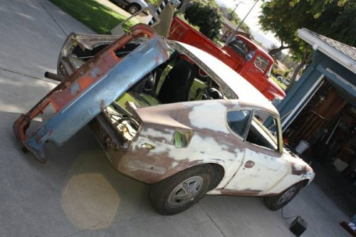 1972 Datsun 240Z For Sale in Lompoc CA - $2100