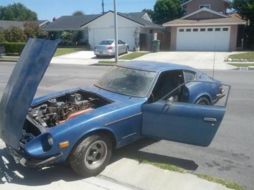 1971 Datsun 240z Project For Sale In Huntington Beach
