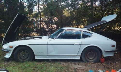 1972 Datsun 240Z Hatchback For Sale in Round Lake, Florida ...