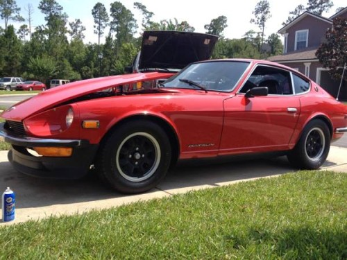 1973 datsun 240z hatchback for sale in st augustine for St augustine craigslist