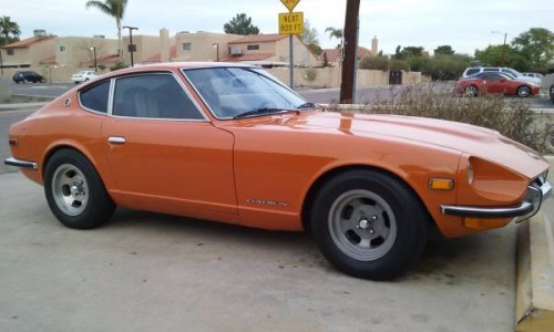 1972 Datsun 240z V6 Automatic For Sale In Phoenix Arizona