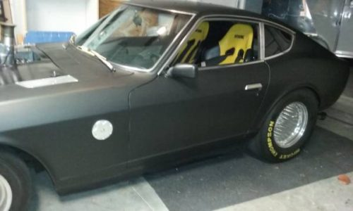 Craigslist Ft Myers Cars By Owner: 1973 Datsun 240Z 383 Automatic For Sale In Fort Myers