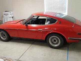 1972 Datsun 240z 5spd For Sale In Whittier California 18 500