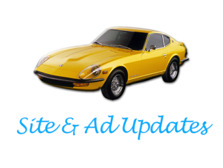 Ad Updates Datsun 240Z