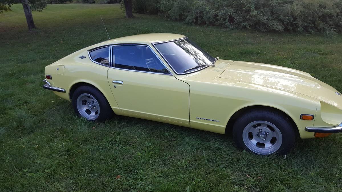 1971 Datsun 240z Manual For Sale In Hartford Connecticut 23k