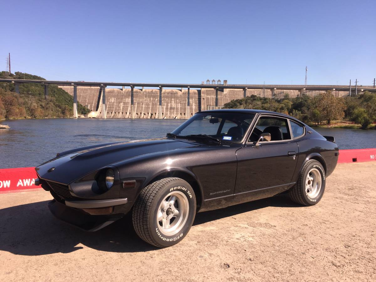 1971 Datsun 240z Original Series 1 For Sale In Volente Tx 19 500