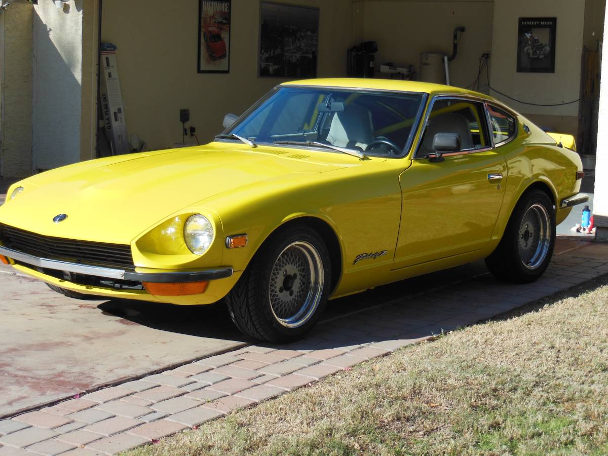 1973 Datsun 240Z w/ Chevy 350 Engine For Sale in Avondale ...